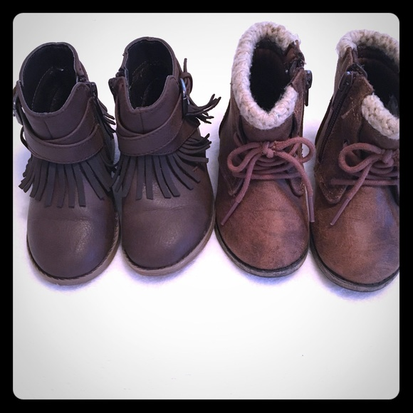 Other - Toddler Boots Bundle (Lot)